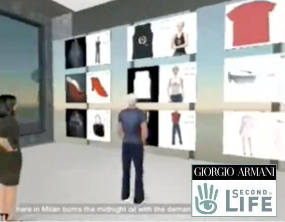 Virtual-Store-boutique-Giorgio-Armani-Second-Life