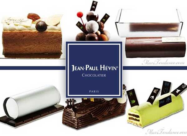 , Les Plus Belles Bûches de Noël de Jean-Paul Hévin