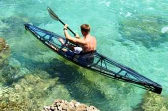 Molokini Clear Canoe Kayak Transparent