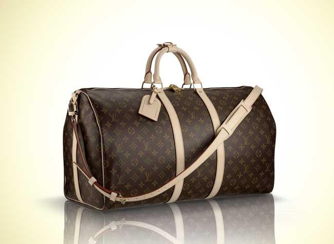 , Louis Vuitton Keepall, le Sac de Voyage des Stars