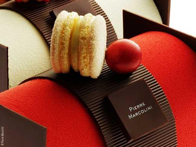 , Pierre Marcolini Buches et Chocolats Belges pour Noel (video)