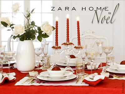 Zara home decoration de noel id es de d coration et de for Table zara home