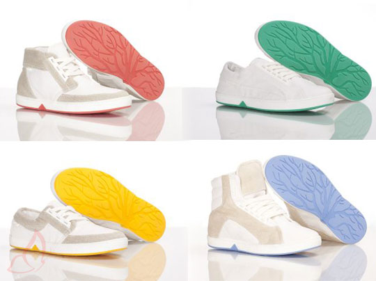 , Baskets OAT Shoes : Chics et Ecologiques