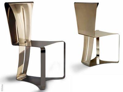 Blubau The Anima chair 2 - Blubau The Anima : Chaise Ultra Design