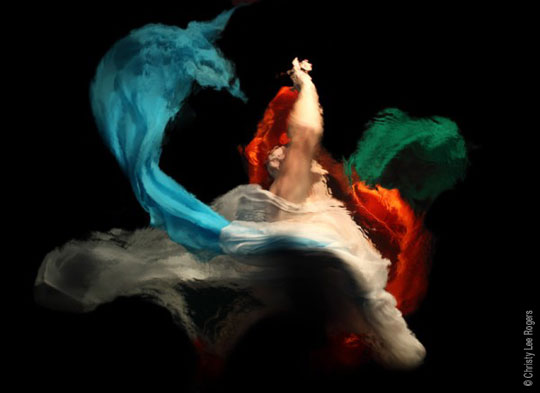 , Odyssey par Christy Lee Rogers : Photographie Aquatique Baroque