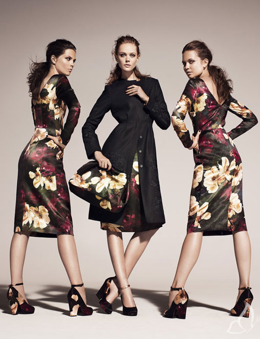 , H&M Conscious Collection Automne 2011 Apercu