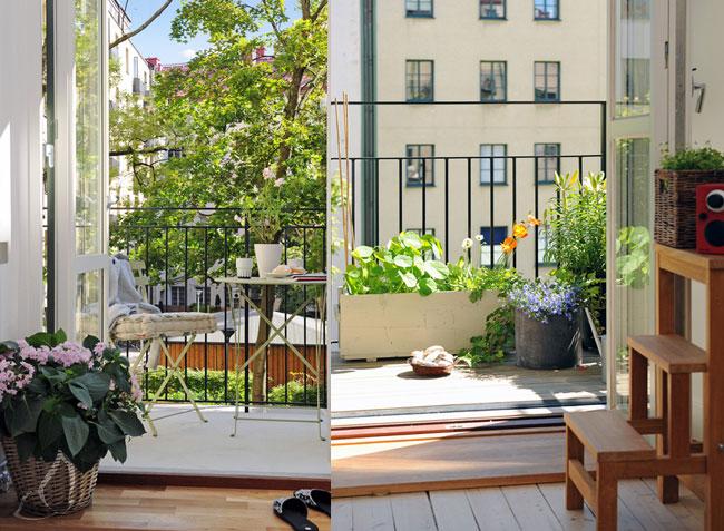 Matthew Brodie Balcony 5 - Deco : Des Balcons Fleuris en Ville