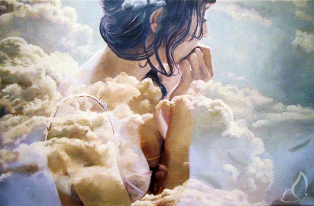 Pakayla Biehn Double Exposure 2 Peintures par Pakayla Biehn : Double Exposition