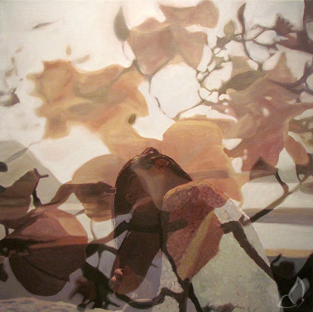 Pakayla Biehn Double Exposure 6 Peintures par Pakayla Biehn : Double Exposition