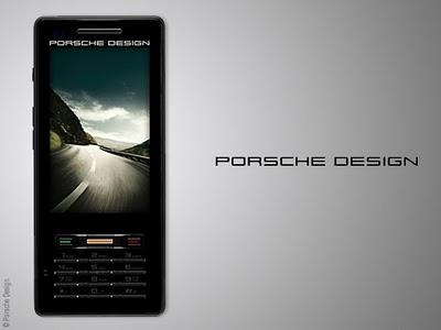 , Porsche Design P9522 Black Edition : Le Candybar Noir