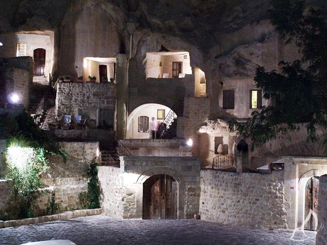 , Yunak Evleri Hotel Troglodytique en Cappadoce Turquie