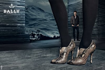 , Bally Automne Hiver 2011 2012 Campagnes