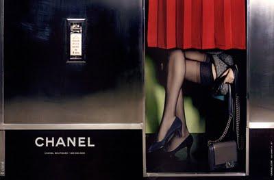 , Chanel Hiver 2011 2012 Apercu Pub