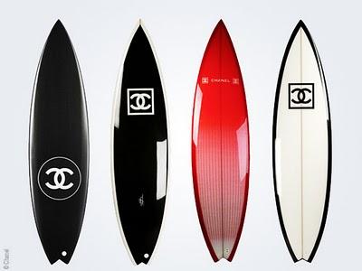 , Chanel Sport Collection 2010 : Equipements de Luxe