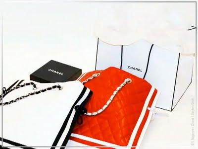 , Coco In Motion : Chanel Vue par V Magazine