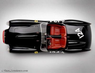 , Ferrari 250 Testa Rossa 0714TR – 1957 : La Plus Chère au Monde