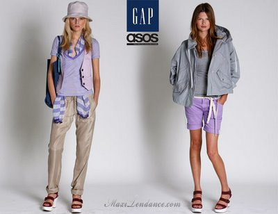gap asos 2 - Collections Gap Chez Asos.com