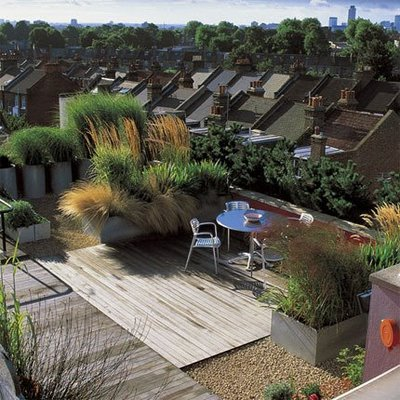 , Deco : Espaces Verts et Terrasses