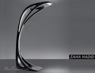 lampadaire design moderne