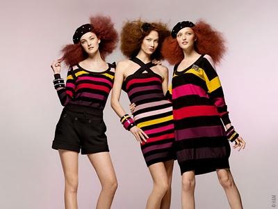 , Sonia Rykiel pour H&M : Printemps Eté 2010