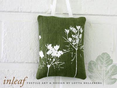 inleaf 01 Inleaf par Lotta Helleberg : Creations Textile Bio