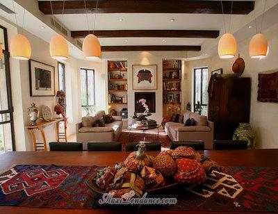 D co maison arabe for Decoration maison tunisienne