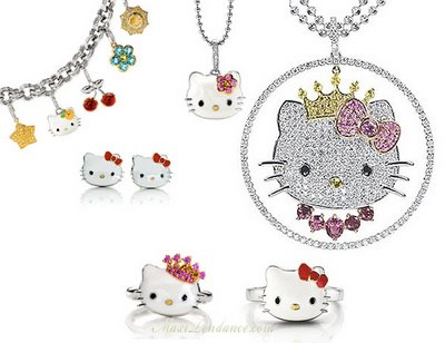 , Kimora Lee Simmons for Hello Kitty : Bijoux Girly