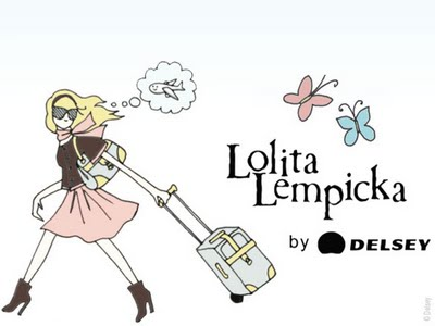 , Lolita Lempicka by Delsey : Bagages Luxe et Fashion