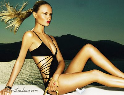 , Louis Vuitton x Natasha Poly Catalogue Cruise 2009