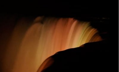 , Chutes du Niagara in Motion : Video Spectaculaire