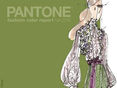 pantone couleur fw2011 1 - 10 Couleurs Tendances Hiver 2010 2011