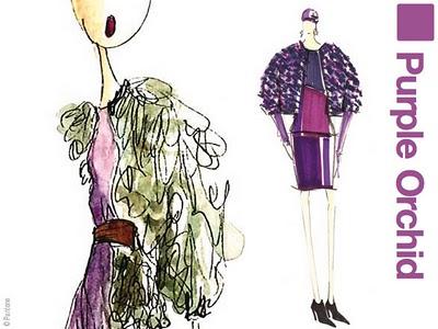 pantone couleur fw2011 6 - 10 Couleurs Tendances Hiver 2010 2011