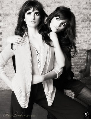 penelope mango ss09c Penelope & Monica Cruz for Mango Collection Eté 2009