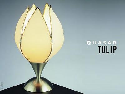 Quasar Tulip Lampes En Fleur Maxitendance