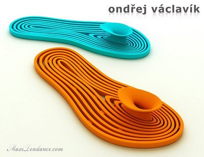 tongs spa 1 - SPA Slippers by Ondrej Vaclavik : Des Tongs pour spa