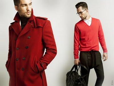 , Zara Australie Lookbook Homme Hiver 2011