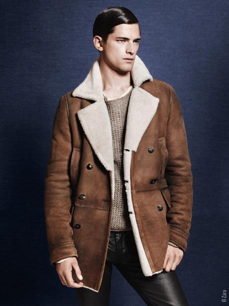 zara men homme hiver 2011 2012 6 Zara Homme Hiver 2011 2012 Campagne