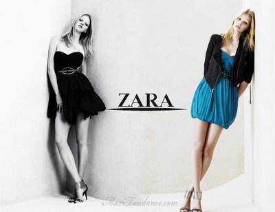 zara ss09 4 - Zara Femmes Collection Printemps Eté 2009