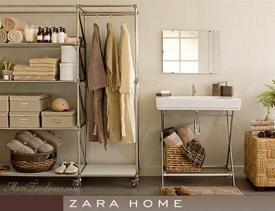 meuble salle de bain zara
