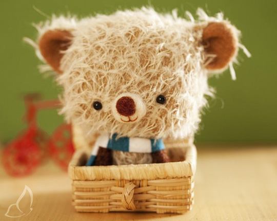 , Knitting Dreams : Mini Peluches en Tricot