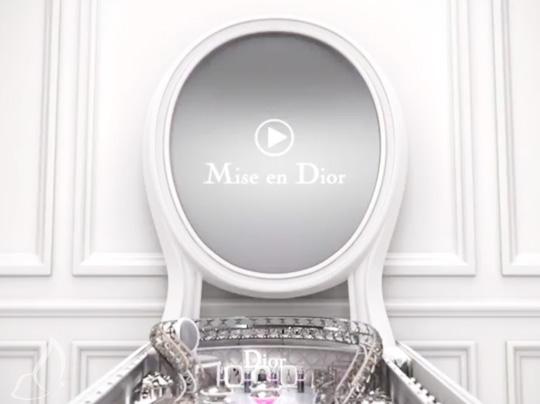 , Collection Mise en Dior dans Un Flipper de Luxe (vidéo)