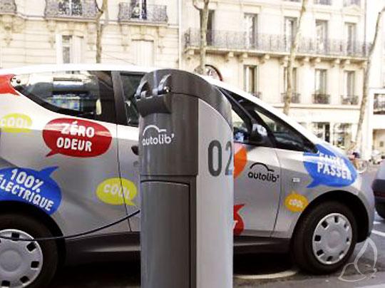 , Autolib Paris : 12 Euros la Voiture Ecolo en Libre Service