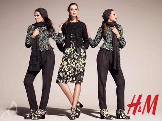 , H&M Conscious Collection Automne Hiver 2011