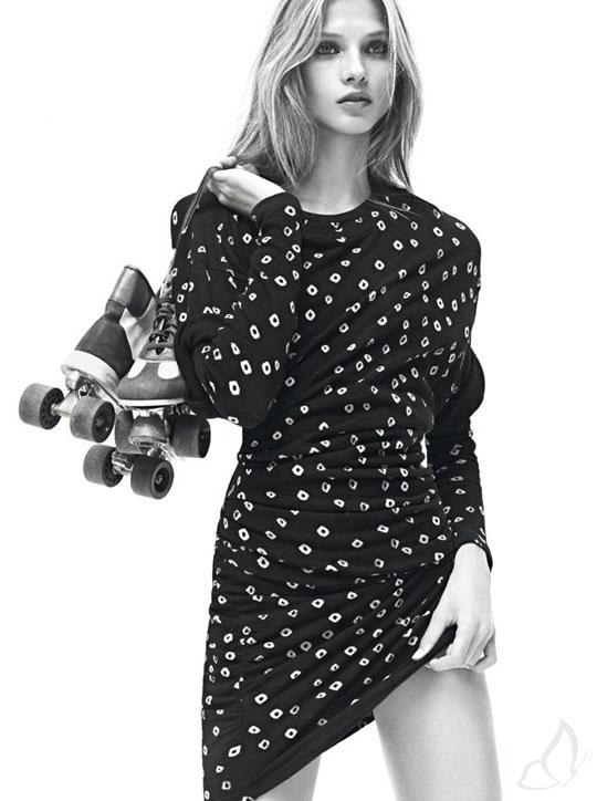 , Isabel Marant Etoile Printemps 2012