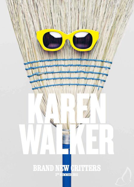 , Karen Walker Brand New Critters : Lunettes de Soleil Ete 2011 2012