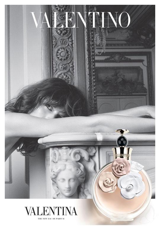 Valentino Valentina, Valentino Valentina, le Parfum de Freja Beha