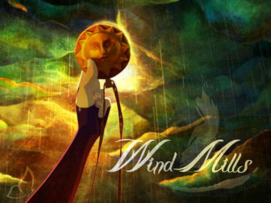 , Wind Mills : Etonnant Film d'Animation Frenchy