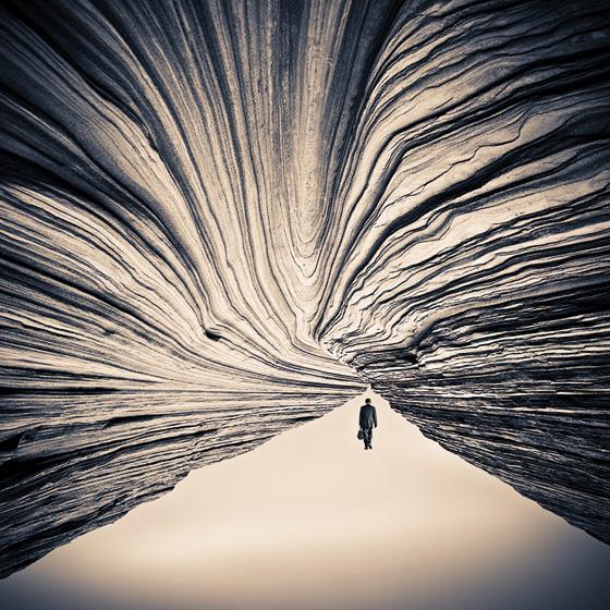 , Eugene Soloviev Photographie : Perspectives Surréalistes
