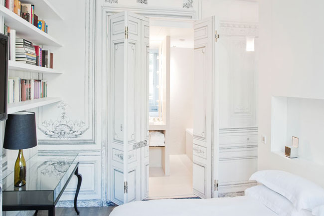 , Hôtel La Maison Champs Elysées par Martin Margiela