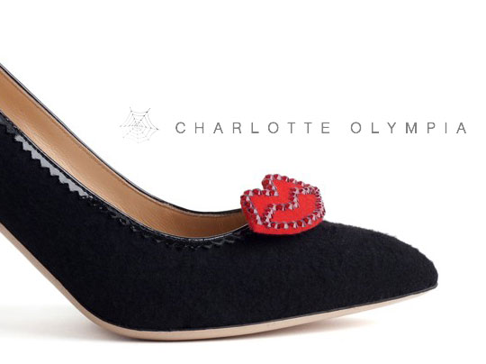 , Charlotte Olympia Hiver 2011 2012 Chaussures de Star
